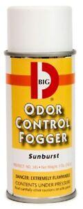 BIG D ODOUR CONTROL ELIMINATOR & DEODORISER - SUNBURST FRAGRANCE - 5oz CAN