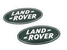 2 x Original Land Rover Kennzeichen für Discovery 1 1994-99 Range P38 95-02