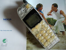 Cellulare NOKIA 5110 sat. Mercedes BMW Audi - cover trasparente