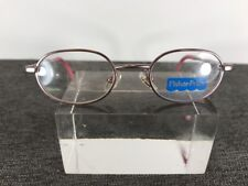 Fischer Price Eyeglasses L120cc 37-16-120 Clear Vision Peanut Pink A435