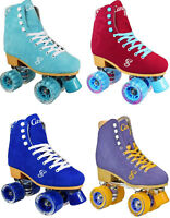 Candi Girl Carlin Roller Skates Girls Ladies CHOOSE FROM 4 COLORS & Size 5 - 11
