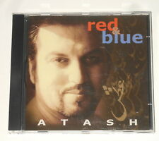 Atash - CD - Red & Blue - Dukhtar E Kabul - Maste Jelay - Ta Khapa - AACA-03-1