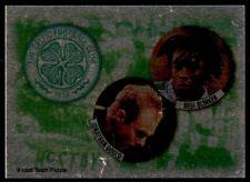 Futera Celtic Fans' Selection 1997-1998 (Chrome) Gould / Blinker #7