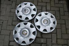 3 Stück Radkappen VW 1C0601147C Radzierblenden 16 Zoll Passat Golf Polo Touran