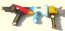 2002 Bandai Power Rangers Ninja Storm ~ STRIKER BLASTER Multi Weapons