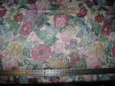 5th Avenue Designs 1986 Mixed Floral Home Decor Fabric 8.5 Yards