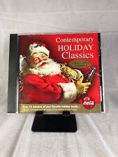 Contemporary Holiday Classics Volume 4 Coca-Cola CD