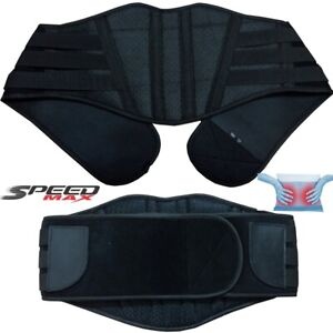 HEAVY LOWER BACK KIDNEY BELT EXAPANDABLE MOTORBIKE / MOTORCYCLE WARM SUPPORT