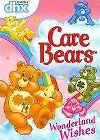 CARE BEARS: WONDERLAND WISHES (Care Bears) - DVD - Sealed Region 1