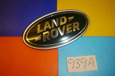 GENUINE RANGE ROVER EVOQUE & LAND ROVER DEFENDER REAR BADGE EMBLEM.