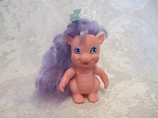 Vintage 80s Lady Lovely Locks Friends Baby Dragon Sweetcurl Sweet Curl Pink