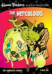 The Herculoids: The Complete Series [New DVD]