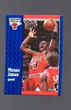 1991-92 FLEER   Chicago Bulls Team Set 15 Basketball Cards NM