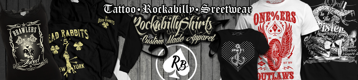 Rockabilly - Streetwear - Shirts