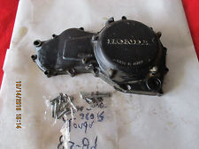 HONDA ATC 250R ATC250R CLUTCH COVER WITH BOLTS OEM NICE 1981-1984