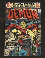 Demon # 1 - origin issue Jack Kirby cover & art Vf+ Cond.