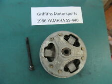 86 85 84 83 1986 80R YAMAHA SS440 OEM 440SS PRIMARY BELT DRIVE CLUTCH EXCITER