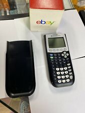 Texas Instruments TI-84 Plus Black Graphing Calculator