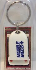 Brand New U.S Made Keychain MOBILE MEDS ~ PILL BOX Porte-Cle BOITE A MEDICAMENTS