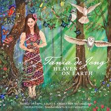 Tania De Jong - Heaven on Earth [New CD] Australia - Import