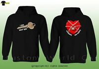 Couple Hoodie - I Got Your Key & Unchain My Heart - His And Hers Couple Clothes