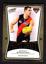 AFL Select 2013 Prime Draft - Brent Stanton - Essendon PD13 #41