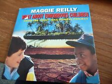 MAGGIE REILLY - WHAT ABOUT TOMORROWS CHILDREN (3 TRACKS)