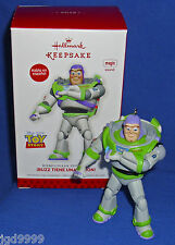 Hallmark Spanish Ornament Disney Pixar Toy Story Buzz Is On A Mission Sound NIB
