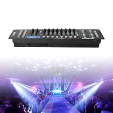 192 Kanäle Lichts Controller DMX512 Konsole Bühnenlicht Party DJ Show Equipment