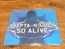 SKEPTA vs N-Dubz- SO ALIVE !!!!!!!!!!!RARE CD PROMO!!!!!!!!!
