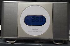 Used Memorex Clock Digital Radio with Cd Front Load Player ~ Model : Mc7101