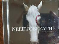 NEW! Needtobreathe Outsiders (CD, 2009) Sealed Christian Rock - Need To Breathe