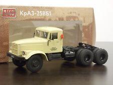 1:43  KrAZ 258 B1 - 1977 Tractor Truck - #17 DeAgostini Autolegends USSR Trucks