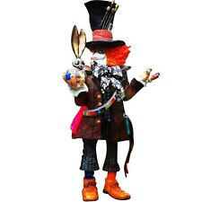 $200 Michael Lau 18 inch MINDstyle Disney Mad Hatter Alice in Wonderland Figure