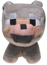 Minecraft Plüschtier ** Baby-Wolf ** (ca. 21cm) Lizenzware NEU