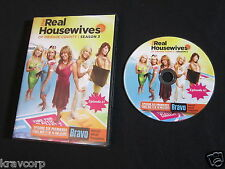REAL HOUSEWIVES OF ORANGE COUNTY—2007 PROMO DVD