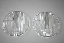 FOR VW BUG BUS T2 FRIDOLIN KÜBEL TYP181 1600 TYP3 SET RHD HEADLIGHT LENSES BOSCH
