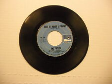 THE TURTLES Rugs Of Woods And Flowers/You Know What I Mean 45 RPM White Whale