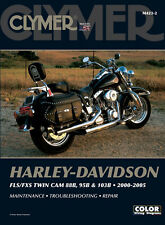HARLEY DAVIDSON REPAIR/SHOP MANUAL FLS/FXS SOFTAIL FAT BOY TWIN CAM 2000-05
