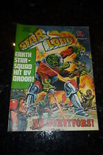 STARLORD Comic - No 15 - Date 19/08/1978 - UK  Paper Comic