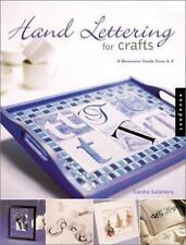 Hand Lettering for Crafts: A Decorative Guide from A to Z