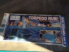 Torpedo Run! The Submarine Attack Board Game - Milton Bradley Floor Wars Series
