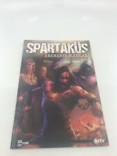 SPARTACUS #1 #2 #3 #4 - Foreign Comic Book - 2010s - VERY RARE - 8.5 VF+