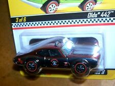 NEW Hot Wheels Series 8 Oldsmobile 442 Neo-Classics Limited Edition 2007 Diecast