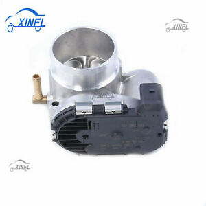 BOSCH Throttle Body 06A133062BD For VW Jetta Golf GTI Beetle Bora Audi TT 1.8L