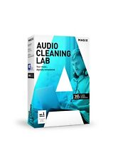 MAGIX Audio Cleaning Lab 2018 (Vinyl and Tape Restoration) : BOXED COPY