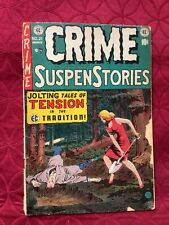 Crime Suspenstories #21 low grade
