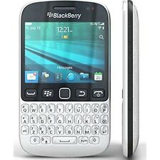 BlackBerry 9720 3G GSM Wifi 512MB Camera QWERTY Bar Smart Phone -Unlocked White