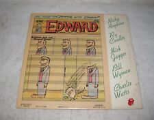 The Rolling Stones Jamming With Edward Vintage Vinyl LP Record Album