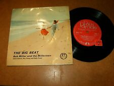 VARIOUS ARTIST - THE BIG BEAT - EP UK CONCERT HALL 717  / LISTEN - TEEN POPCORN